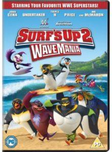 Surfs up 2 wavemania