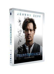 Transcendance - combo blu-ray 3d + blu-ray - édition boîtier steelbook