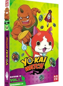 Yo-kai watch - saison 2, vol. 1/3