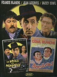 Polka des menottes (la) & bricoleurs (les) - digipack 2 dvd - 2 films