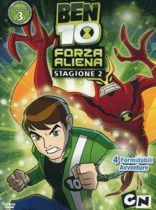Ben 10 forza aliena stagione 02 #03