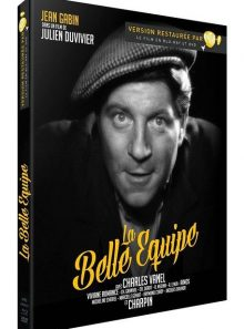 La belle équipe - combo collector blu-ray + dvd