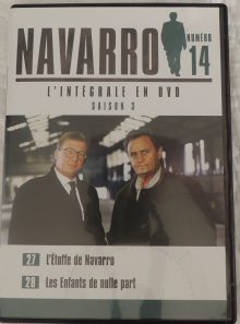 Navarro l'intégrale en dvd n°14 saison 3 épisodes 27 et 28