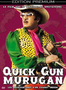 Quick gun murugan - édition premium