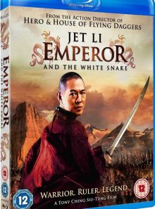 Emperor and the white snake - blu-ray import chine