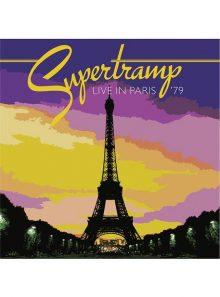 Supertramp - live in paris '79 - dvd + cd
