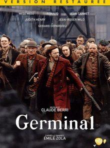 Germinal: vod sd - achat