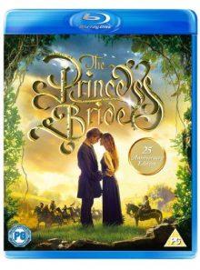 The princess bride - 25th anniversary edition [blu-ray]