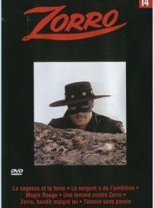 Zorro vol 14 - single 1 dvd - 1 film