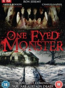 One eyed monster [import anglais] (import)