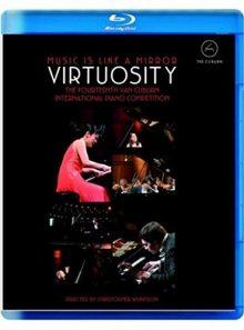 The van cliburn: virtuosity