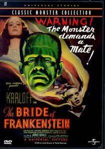 Bride of frankenstein (the)