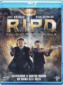 R.i.p.d. poliziotti dall aldila (blu ray) blu_ray italian import
