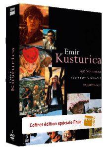 Emir kusturica - coffret 3 dvd - arizona dream / la vie est un miracle / promets - moi
