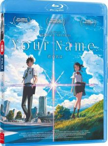 Your name. - édition standard - blu-ray