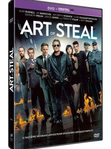 Art of steal - dvd + copie digitale