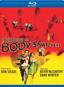 Invasion of the body snatchers [blu ray]
