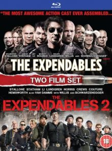 Expendables/the expendables 2