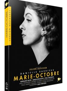 Marie-octobre - combo collector blu-ray + dvd