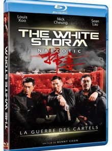 The white storm - narcotic - blu-ray