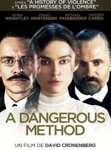 A dangerous method: vod hd - achat