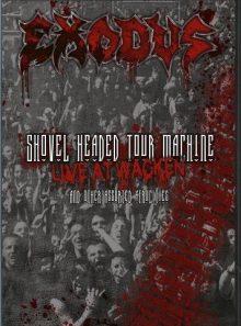 Shoved headed tour machine (coffret de 2 dvd)