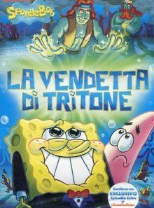 Spongebob la vendetta di tritone