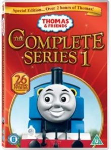 Thomas the tank engine and friends: the complete first series