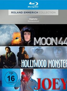 Roland emmerich collection - moon 44 / hollywood monster / joey (3 discs, digitally remastered)