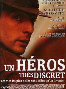 Un héros très discret - edition belge