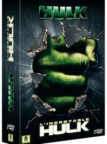 Hulk + l'incroyable hulk - édition limitée
