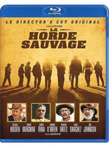 La horde sauvage - director's cut - blu-ray