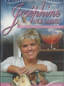 Joséphine ange gardien - dvd n°27 - mimie mathy - la vérité en face & sens dessus dessous (la collection intégrale)