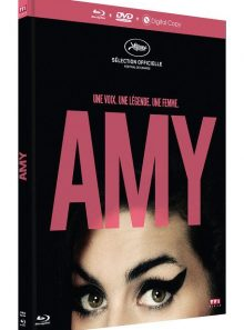 Amy - combo blu-ray + dvd + copie digitale