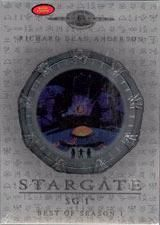 Stargate sg-1 best of saison 1