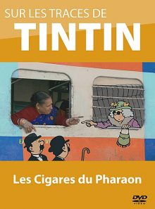 Sur les traces de tintin - vol. 1 : les cigares du pharaon