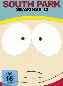 South park: seasons 6-10 (15 discs)