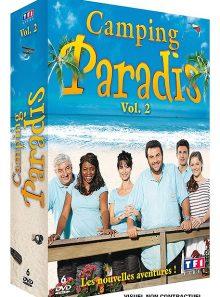 Camping paradis - volume 2 - pack