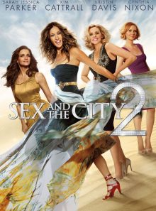 Sex and the city 2: vod hd - achat