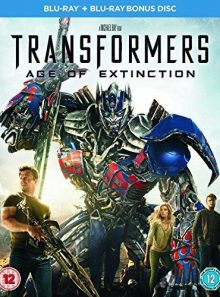 Transformers: age of extinction [blu-ray + bonus disc]