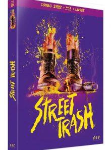 Street trash - édition collector blu-ray + dvd + livret