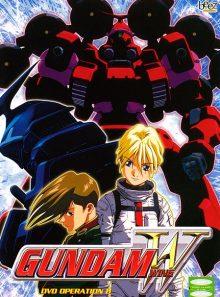 Gundam wing - opération 8 - version intégrale