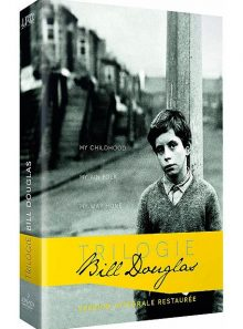 Trilogie bill douglas : my childhood + my way home + my ain folk - dvd + livre