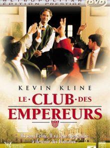 Le club des empereurs - édition prestige