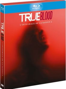 True blood - l'intégrale de la saison 6 - blu-ray