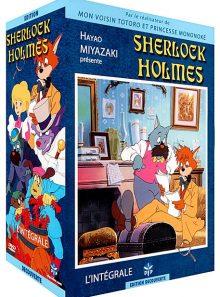 Sherlock holmes - edition 5 dvd - intégrale