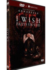 I wish (faites un voeu) - dvd + copie digitale