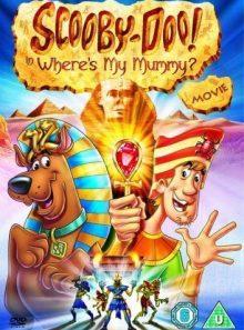 Scooby doo - where's my mummy?