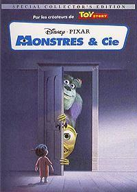Monstres & cie - édition collector