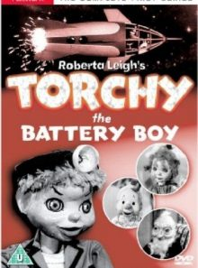 Torchy the battery boy - the complete first series